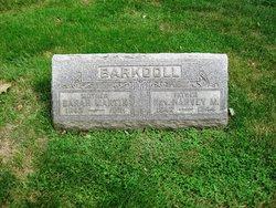 Sarah <i>Martin</i> Barkdoll