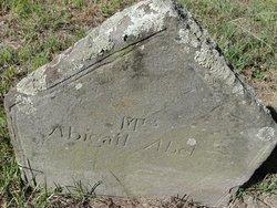 Abigail <i>Sluman</i> Abel