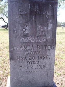 Amanda <i>Madden</i> Butts