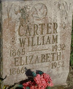 Elizabeth <i>Edwards</i> Carter