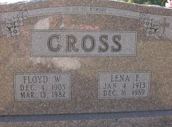Floyd W Cross