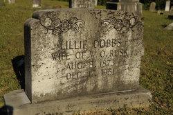 Lillie Loduskey <i>Dobbs</i> Rusk