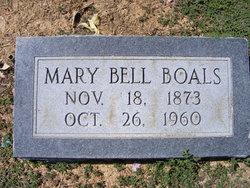 Mary Bell <i>Hill</i> Boals