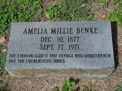 Amelia Millie Benke