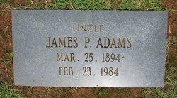 James Patrick Adams