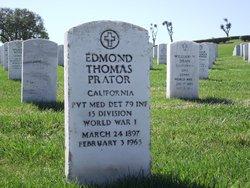 Edmond Thomas Prator