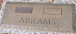 Richard Frazer Abrams