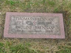 Pauline Catherine <i>Coan</i> Brennan