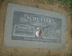 Charles Dean Schuyler