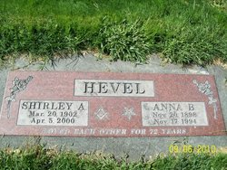 Shirley Alta Hevel