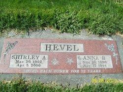 Anna Belle <i>Guerrant</i> Hevel