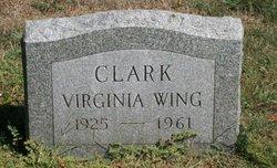 Virginia Ruth <i>Wing</i> Clark
