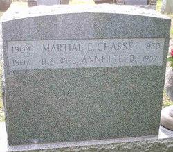 Martial E Chasse
