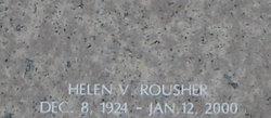 Helen V Rousher