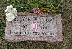 Steven W Tuomi