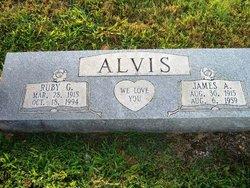 Ruby <i>Gentry</i> Alvis