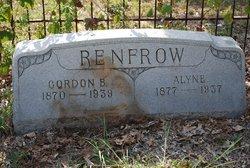 Dr Gordon Byron Renfrow