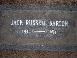 Jack Russell Barton