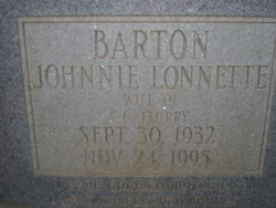 Johnnie Lonnette Barton