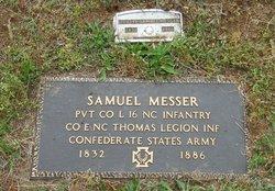 Samuel Messer