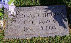 Ronald Edward Thomas