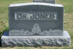 Dr William Archie Arch Jones