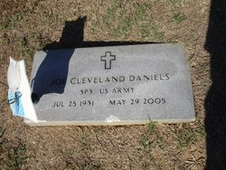 Spec Joe Cleveland Daniels