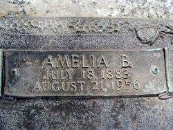 Amelia B <i>Wetz</i> McBain