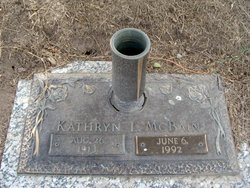 Katherine L McBain