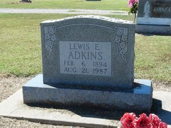 Lewis E. Adkins