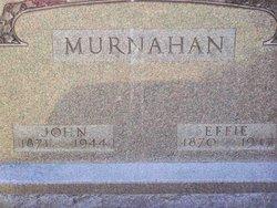 Effie Murnahan