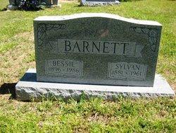 Bessie <i>Branstetter</i> Barnett
