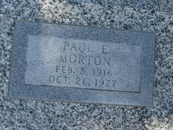 Paul Everett Morton
