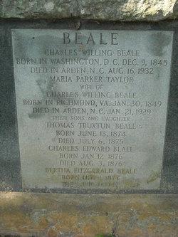Charles Edward Beale