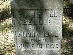 Angie M. Belote