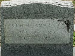 John Nelson Cloud