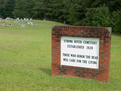Strong River Cemetery