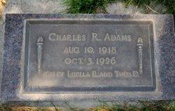 Charles Redd Adams