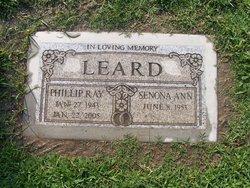 Phillip Ray Leard