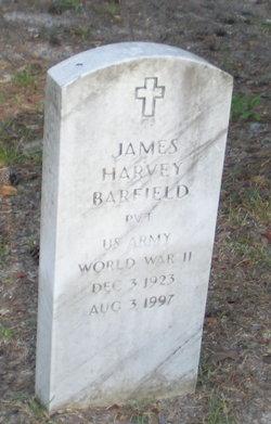 James Harvey Barfield