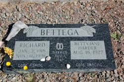 Betty Jane <i>Harder</i> Bettega