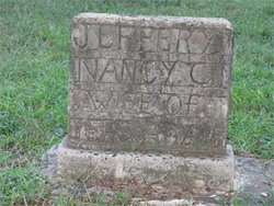 Nancy Jane Nannie <i>Evans</i> Jeffery