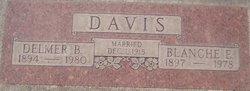 Blanche E. <i>Larkin</i> Davis