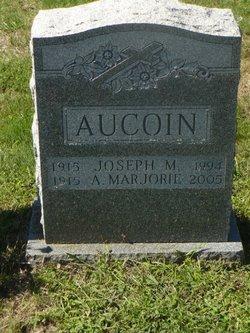 Agnes Marjorie <i>Lavash</i> Aucoin