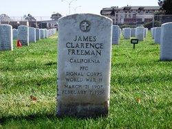 James Clarence Freeman