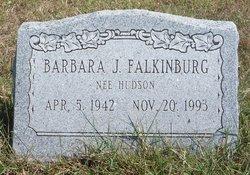 Barbara J. <i>Hudson</i> Falkinburg