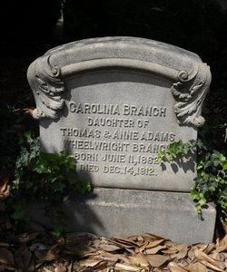 Carolina Branch