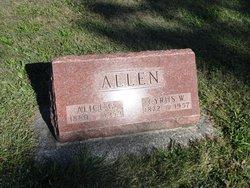 Cyrus W. Allen