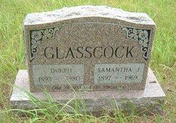 Samantha Jane Mattie <i>Black</i> Glasscock