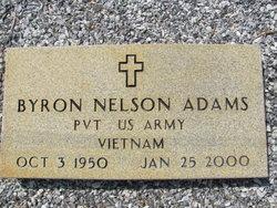 Byron Nelson Adams